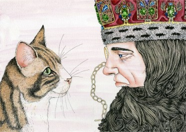 Cat-and-a-King